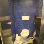 Bregenz: Feueralarm in der Damentoilette