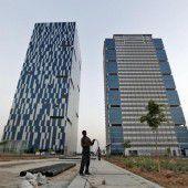 Indien will 100 neue  Millionenstädte bauen