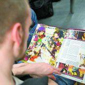 Im Reich von Anime, Manga und der Faltkunst Origami