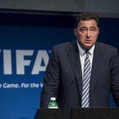 FIFA-Chefaufseher spricht Machtwort
