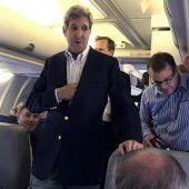 Kerry in Wien zu Verhandlungen im Atomstreit