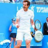 Murray-Sieg nach Doppelschicht