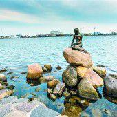 Die kleine Meerjungfrau als Hauptattraktion