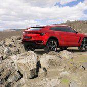 Lamborghini bringt SUV