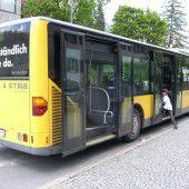 Zwischenfall im Bus