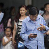 Pekings rigoroser Schritt gegen das Rauchen