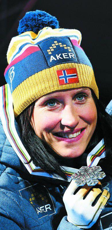 Marit Björgen hat das Comeback für 2017 geplant. Foto: apa