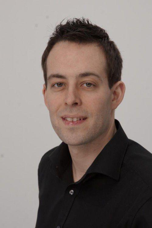 Martin Barwart (33) übernimmt neue Funktionen.  Foto: Feuerwehr