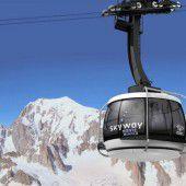 Doppelmayr baut den Skyway am Mont Blanc