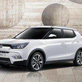 Ssangyong bringt ein neues Kompakt-SUV
