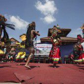 Königsplätze in Nepal für Touristen geöffnet
