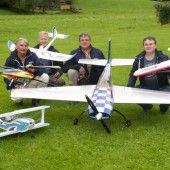 Jungflugtag und Flugshow