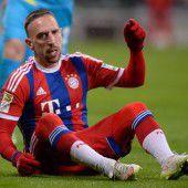 Ribéry weiter angeschlagen