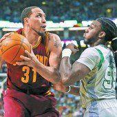 Nach 16 Jahren in der NBA hört Marion auf