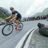 Brändle erster Vorarlberger bei der Tour de France seit 55 Jahren