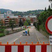 Umfangreiche Bauarbeiten in der Letzestraße