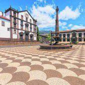 Madeiras malerische Hauptstadt Funchal
