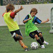Sommerferien, Spaß und viel Fußball