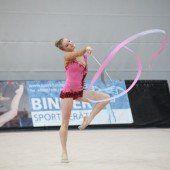Noelle Breuß holte sich Gold in der Eliteklasse