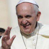 Papst setzt sich für Umwelt ein
