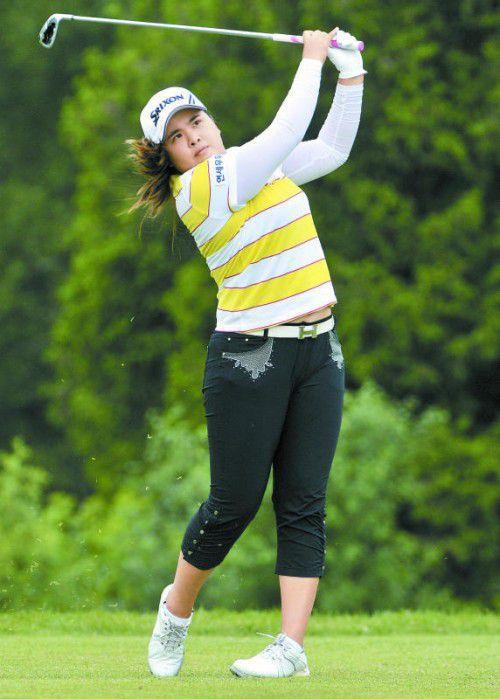 Park In-bee gewann ihren sechsten Major-Titel. Foto: reuters