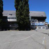 Bauarbeiten bei Vorarlberghalle beginnen