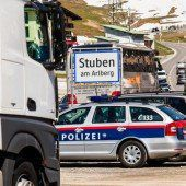 Verzögerungen durch langes Wochenende am Arlbergpass