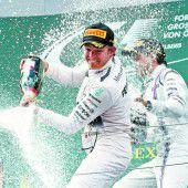Nico Rosberg wiederholt Sieg in Spielberg