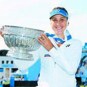 Der erste Turniersieg für Belinda Bencic