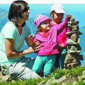 Über 1000 Wanderfreunde eroberten den Diedamskopf