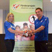 VFV fördert den Frauenfußball