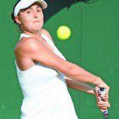 Paszek fehlt in Wimbledon noch ein Sieg