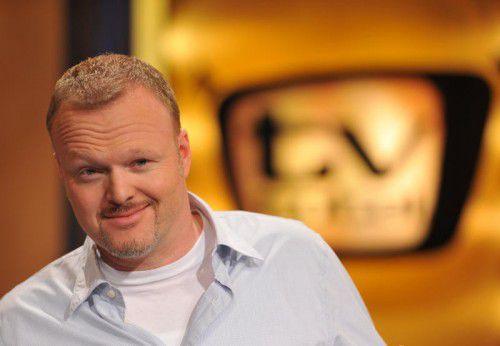 """Raab begann seine Bildschirmkarriere beim Musiksender Viva. """"TV Total"""" moderierte er nach Senderangaben bislang 2180 Mal. Foto: apa"""