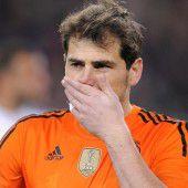 Casillas verlässt Real Madrid