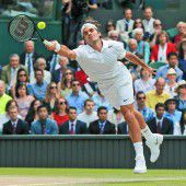 Für Federer zählt nur der Rekord