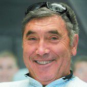 Kannibale Eddy Merckx wird 70 Jahre alt