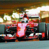 Wundersprit macht Vettel Hoffnung