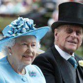 Queen-Gemahl Prinz Philip feiert Geburtstag