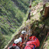 Berge fordern 16.700 Verletzte