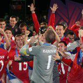Serbien feiert erstmals U-20-Weltmeistertitel