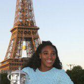 20. Grand-Slam-Titel für Williams