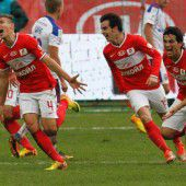 Spartak Moskau gastiert heute beim FC Dornbirn