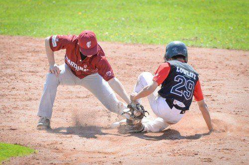 Sport Baseball Bundesliga: Hard Bulls vs. Feldkirch Cardinals nr 29