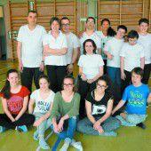Tanzen mit den Special Olympics