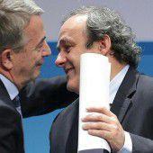 UEFA will schnelles Blatter-Erbe