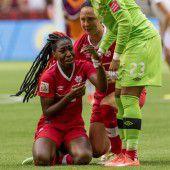 Kanadas Titeltraum ist bei Heim-WM geplatzt