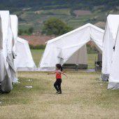 Mit der Asylpolitik auf einem neuen Tiefpunkt