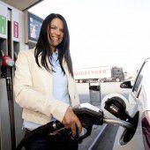 Treibstoffpreise klar unter EU-Schnitt