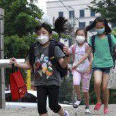 Mers-Virus breitet sich in Südkorea weiter aus