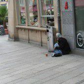 Ertragen Armut nicht